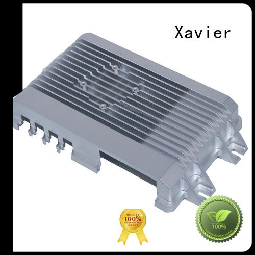 Xavier optical die casting parts high-quality for camera