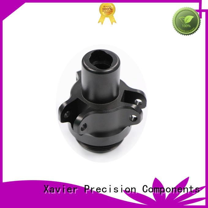 Xavier top-quality custom aluminium machining high-precision at discount