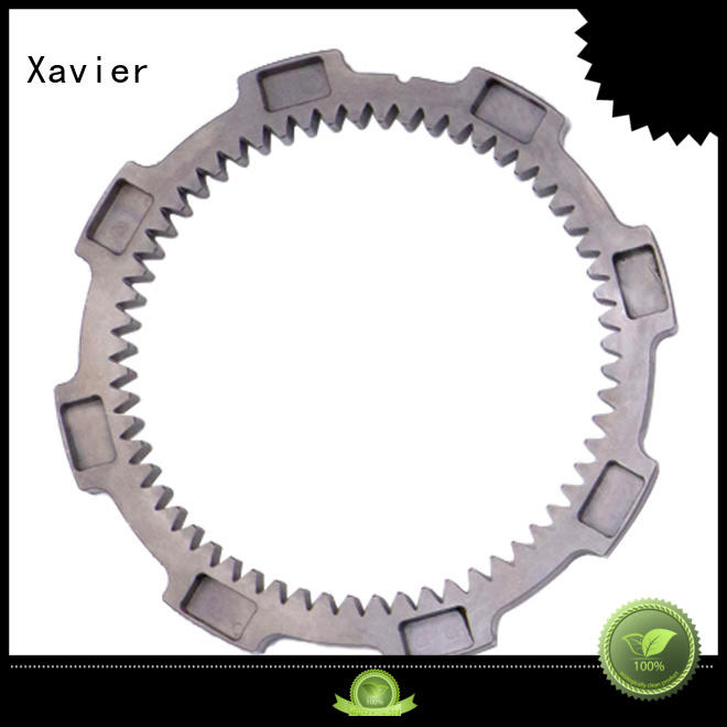 Xavier high-quality cnc machining gears OBM at discount