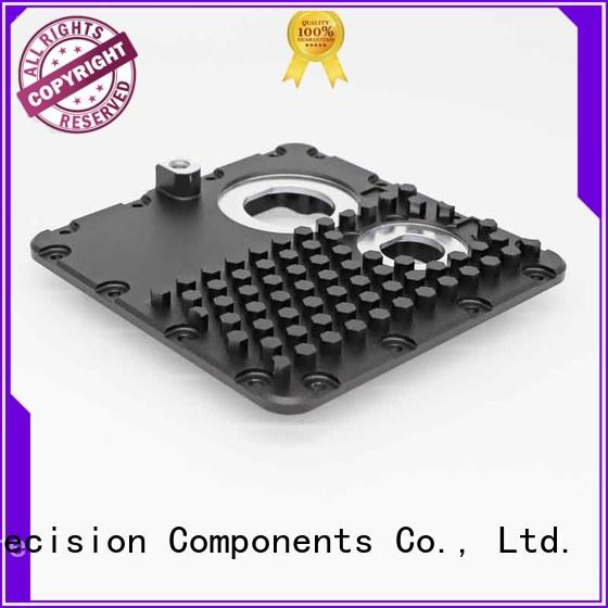 Xavier top-quality precision machined parts secondary processing at discount