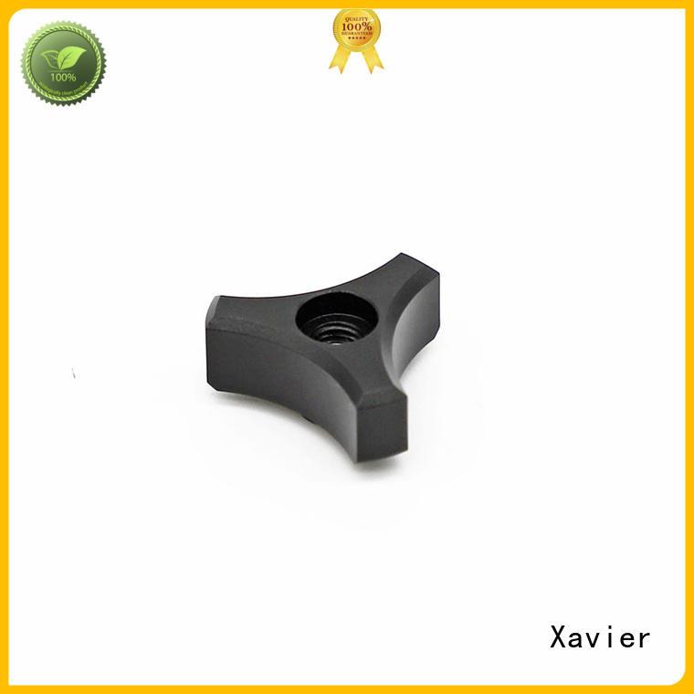 Xavier rifle scope custom aluminium parts oem for wholesale