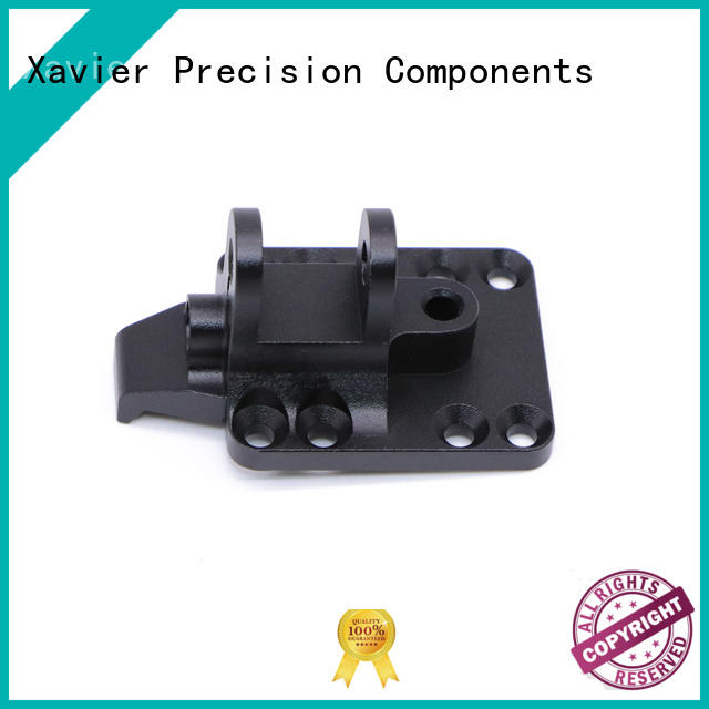 Xavier cost effective aluminum machining part high-precision at discount