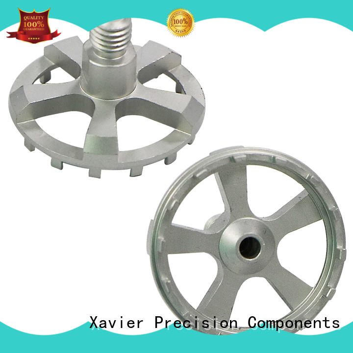 Xavier high-quality mim metal injection molding ODM for dji AUV