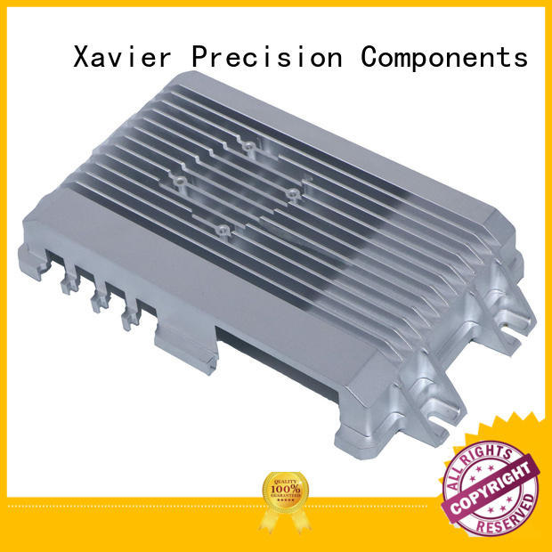 Xavier housing die casting components high-quality at discount