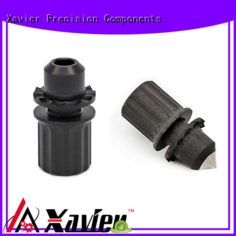Xavier custom cnc swiss machining bipod parts oem for wholesale