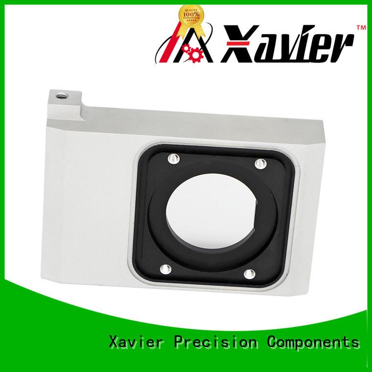 Xavier bulk cnc aluminum parts high performance from top factory