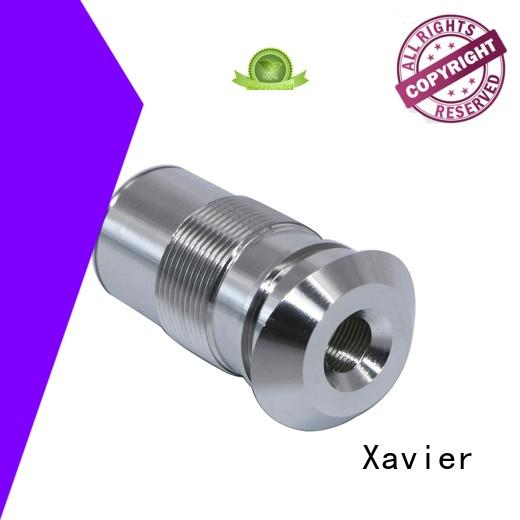 Xavier excellent quality 4 axis sensor cnc turning parts surface processing for customization