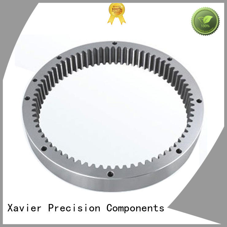 Xavier stainless steel broaching gears ODM at discount