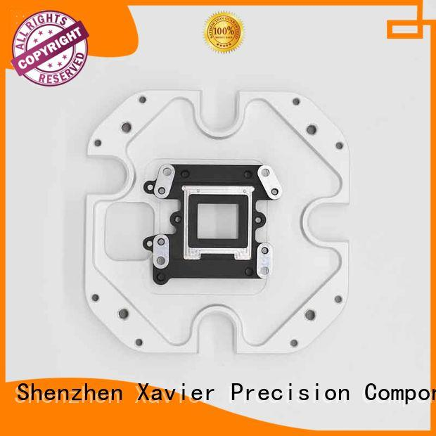 Xavier high quality machined parts at discount