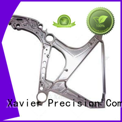 high-precision cnc milling machined parts components seating components for wholesale Xavier