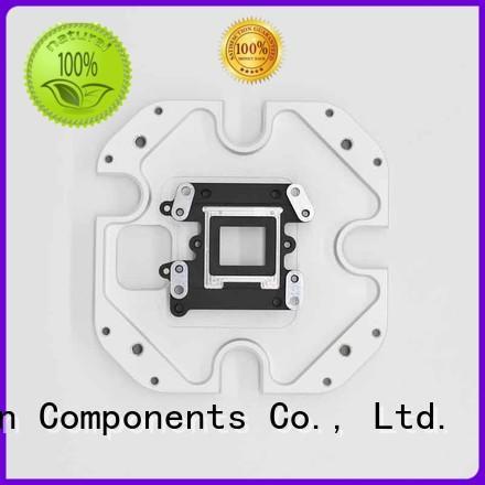 Xavier high quality cnc machining services aluminum alloy