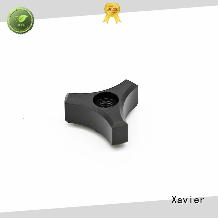 Xavier custom bipod cnc components odm from top factory