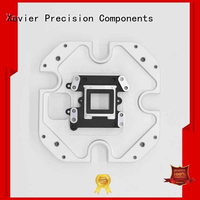 Xavier sub-assembly custom cnc aluminum parts high-precision at discount
