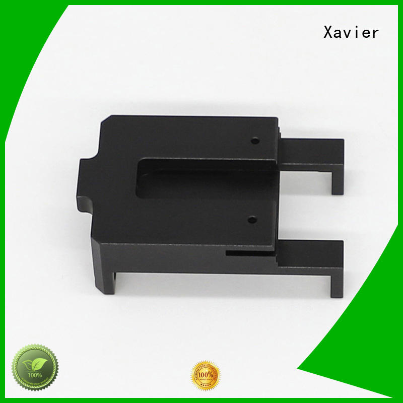 Xavier high-precision aluminum machining part for wholesale