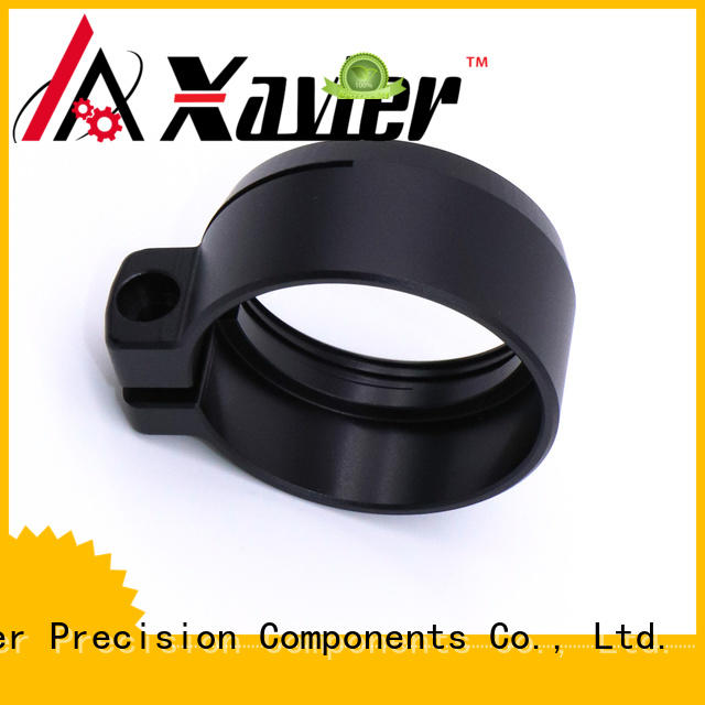 sub-assembly custom aluminium machining low-cost Xavier