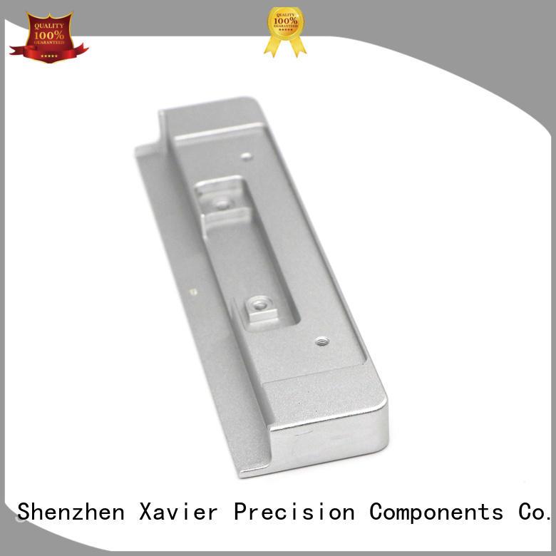 Xavier high-precision cnc machining parts aluminum alloy at discount