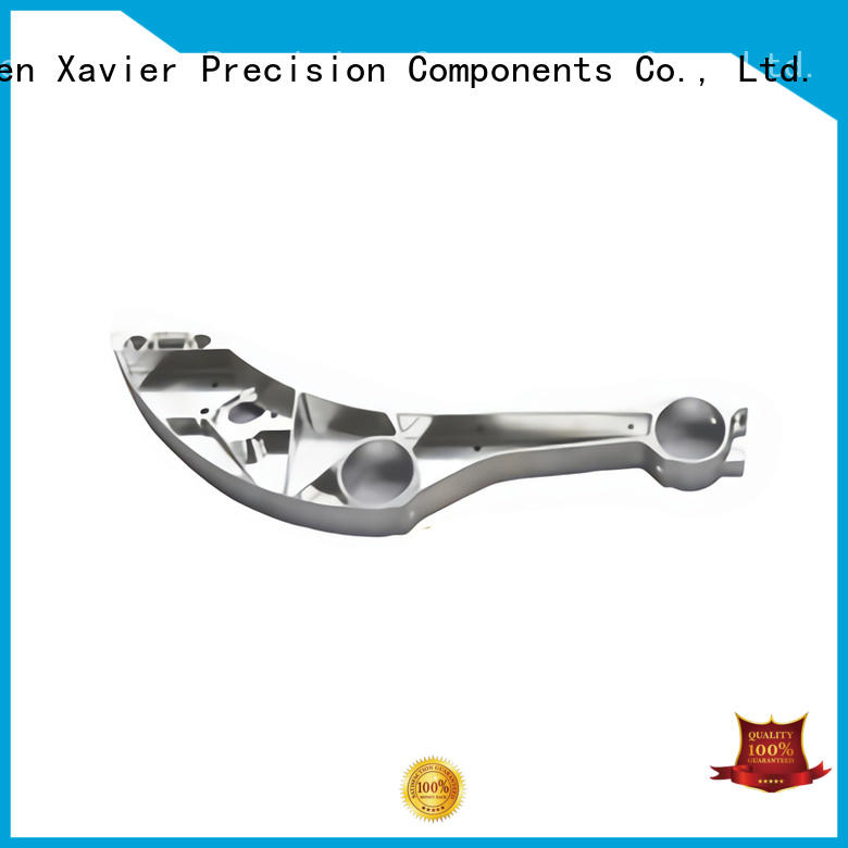 Xavier high-quality cnc machined spare parts seating components at discount