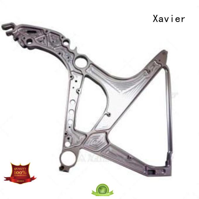 Xavier custom aircraft components aluminum alloy frame at discount