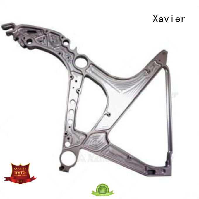 Xavier custom aircraft components aluminum alloy frame at discount