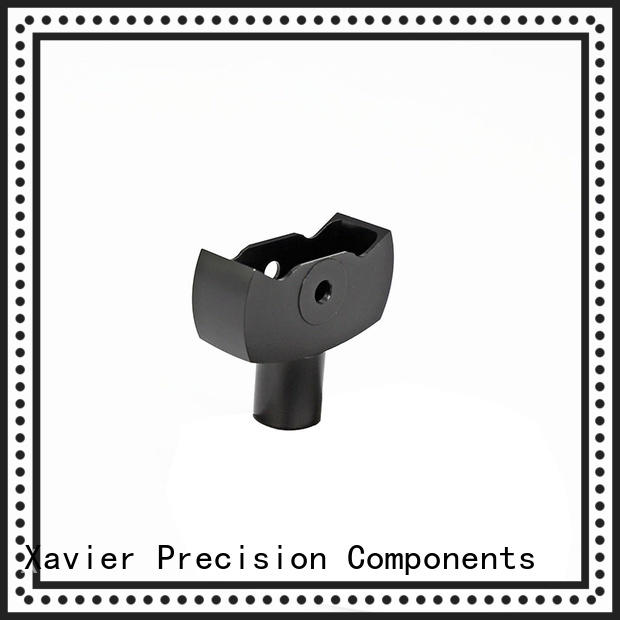 Xavier custom custom cnc components high-precision from top factory