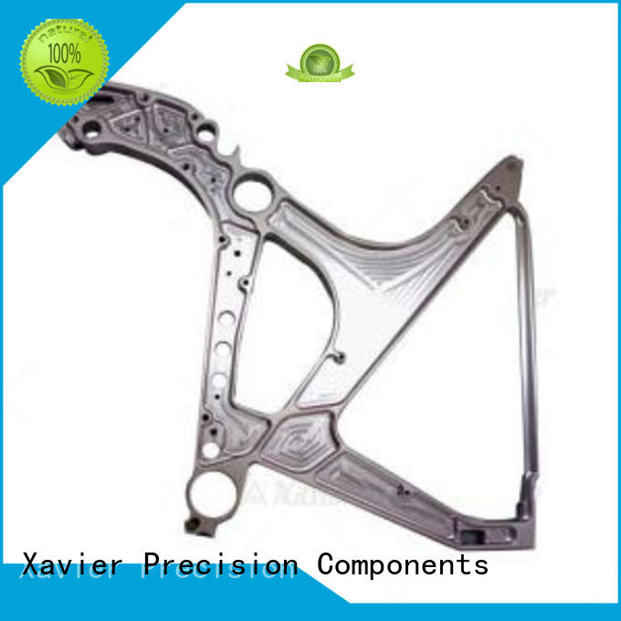 professional aircraft components custom aluminum alloy frame at discount