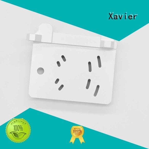 Xavier aluminum alloy cnc milling machine parts hot-sale free delivery