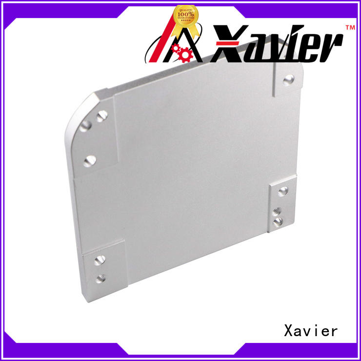 Xavier aluminum alloy custom cnc milling high-precision free delivery