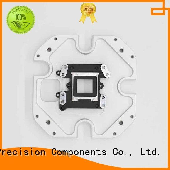 sub-assembly aluminum precision products high-precision for night vision