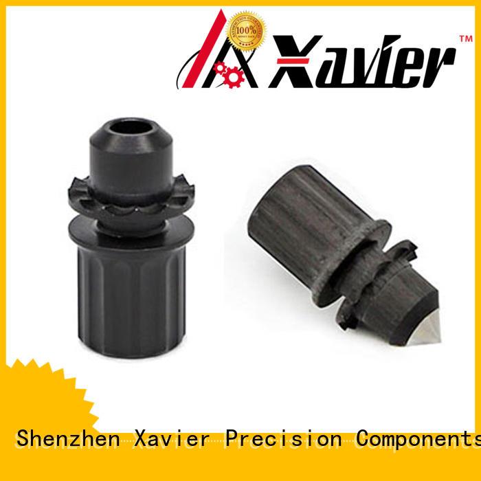 Xavier rotating custom cnc aluminum parts oem from top factory
