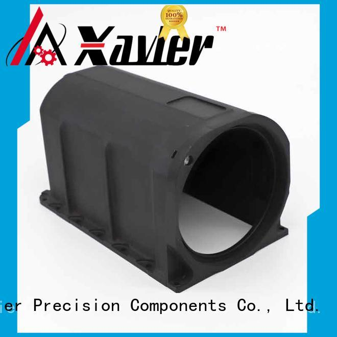 Xavier sub-assembly aluminum machining part low-cost for night vision