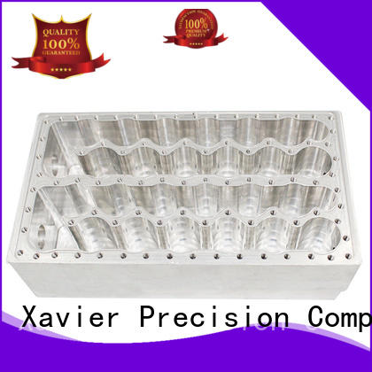 Xavier high-precision cnc machining part for wholesale