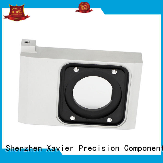 Xavier casting cnc machined lens parts high performance at discount