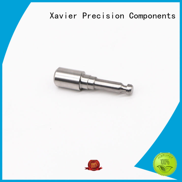Xavier low-cost precision cnc turned components at discount