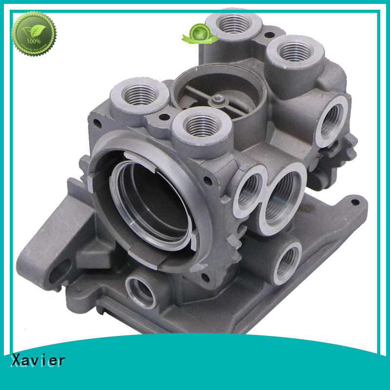 Xavier fast-installation die casting parts highly-rated at discount