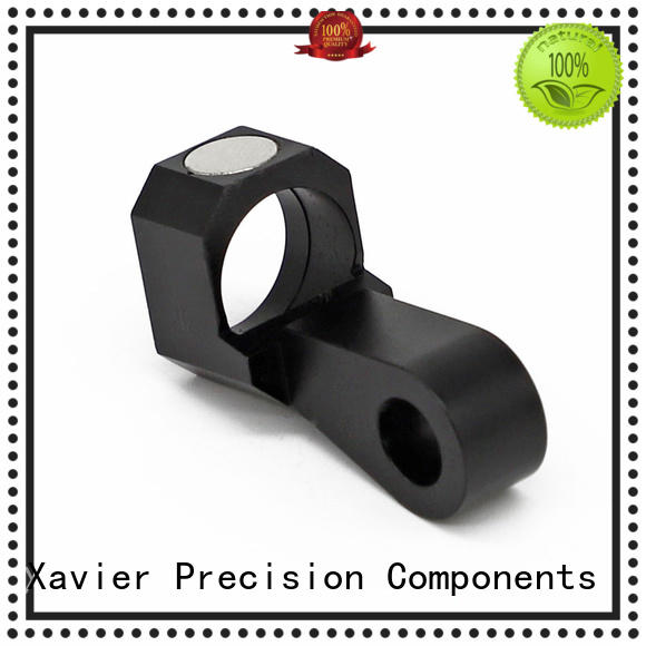Xavier carbon fiber cnc milling machined components high-precision from top factory