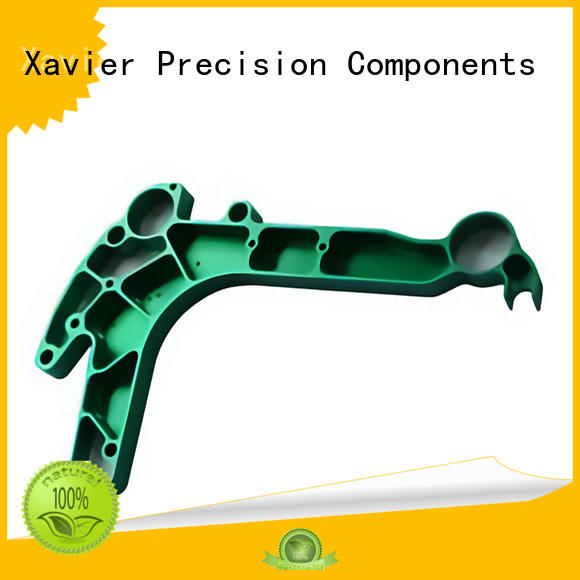 Xavier high-precision aircraft components aluminum alloy frame at discount