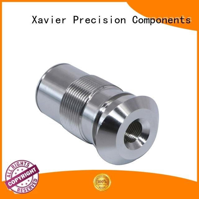 Xavier stainless steel axis 4 axis sensor cnc turning parts surface processing for wholesale