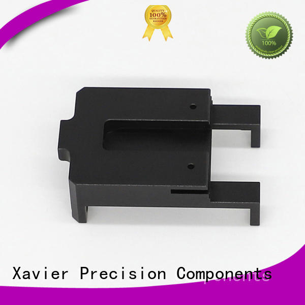 top-quality cnc machining serviceshigh quality black anodized for night vision