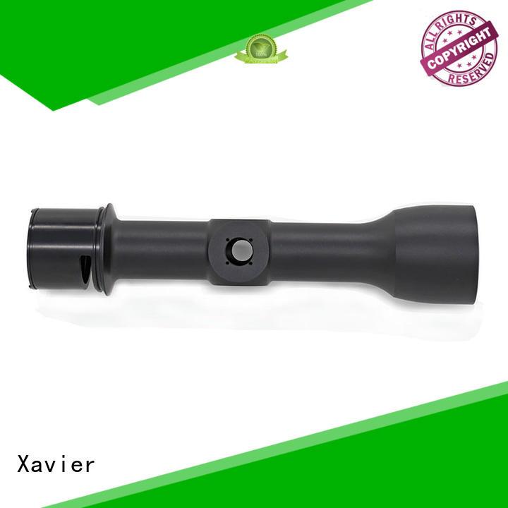 Xavier aluminum custom cnc aluminum parts oem for wholesale