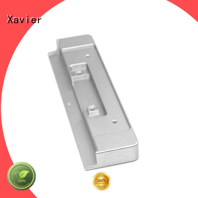 Xavier top-quality custom machined parts aluminum alloy