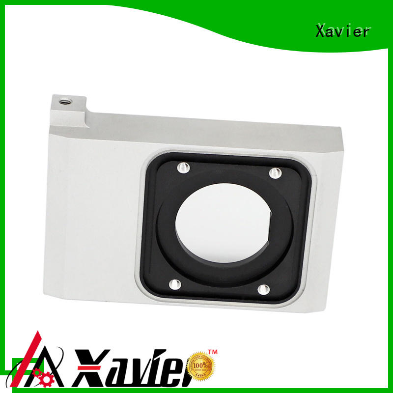 Xavier cnc machined camera housing parts excellent quality at discount