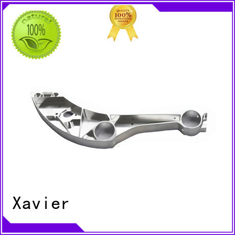 Xavier durable aerospace machining aluminum alloy frame for wholesale