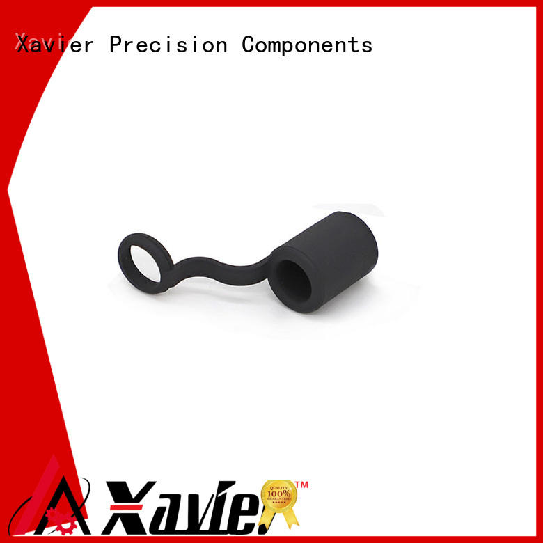 rotating custom cnc components aluminum high-precision from top factory