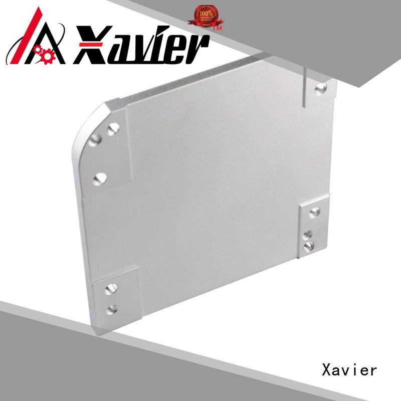 Xavier aluminum alloy cnc milling parts latest at discount