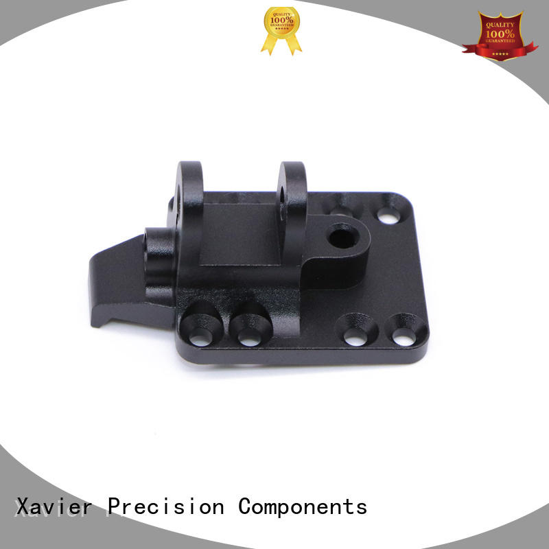 Xavier sub-assembly machined parts black anodized at discount