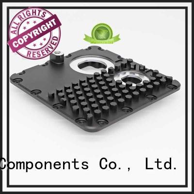 Xavier high-precision cnc precision machining black anodized at discount