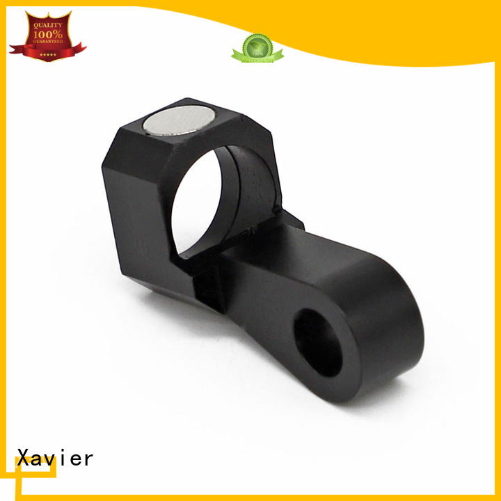 Xavier carbon fiber custom cnc aluminum parts oem for wholesale