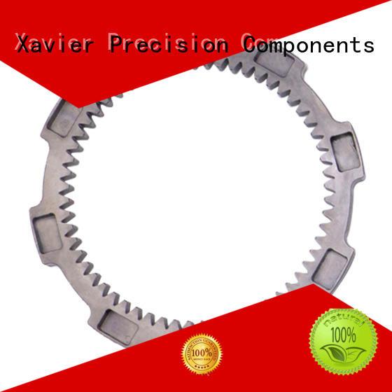 Nitriding Steel C45 gear broaching transfer ring gears