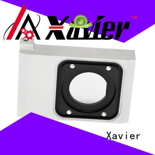 Xavier bulk cnc machined lens parts excellent quality from top factory
