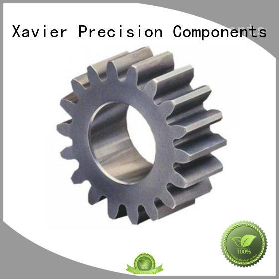 Xavier machining robot cnc machining gears ODM at discount